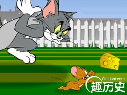 猫一听,气得胡须倒竖,怒目圆睁,张开锋利爪子,一个箭步猛扑上去,把图片