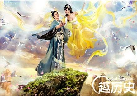 【宝莲灯是神话故事吗】神话故事之宝莲灯,沉香劈山救母的神话传说
