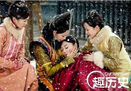 孝庄12岁就嫁给了34岁的皇太极! 孝庄皇后秘史