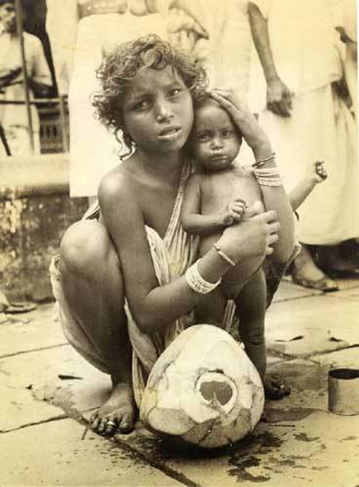 那些你没见过的印度老照片【组图】