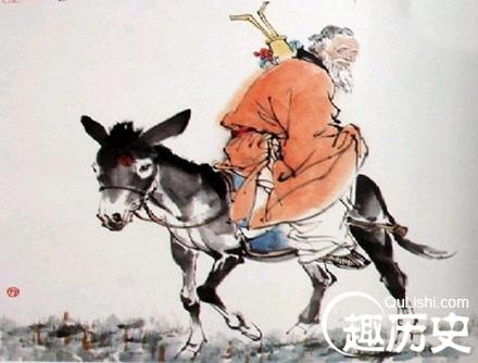 【神仙道】张果老的传说 - 让爱依然 - 爱然博客