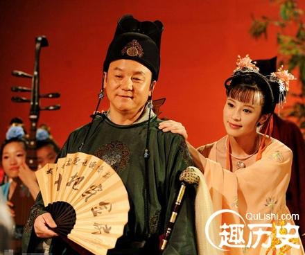 """震惊:唐朝太监高力士竟然娶了""""国花""""为妻?"""