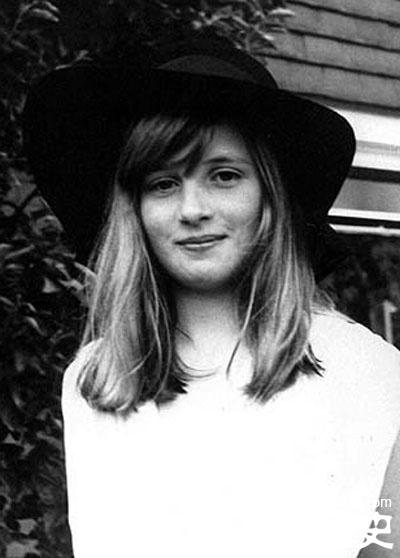人民无法忘怀的戴安娜王妃年轻时旧照 图