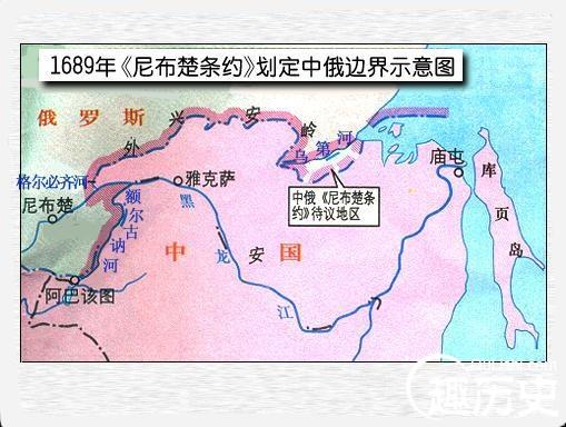按照这个条约,不仅珍宝岛,就连黑龙江以北,乌苏里江以东大片肥沃的