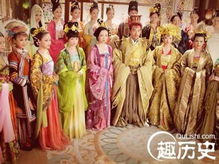 揭秘 中国古代皇帝们的后宫三千粉黛怎么得来的