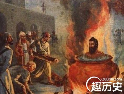 盘点古代最臭名昭彰的十大酷刑:个个惨无人道!(3)图片
