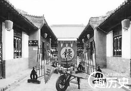 【史海钩沉】中国古代历史上镖局所不为人知的江湖往事 - 让爱依然 - 爱然博客