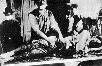 史上10大灭绝人性的人体疯狂试验:日军活体解剖