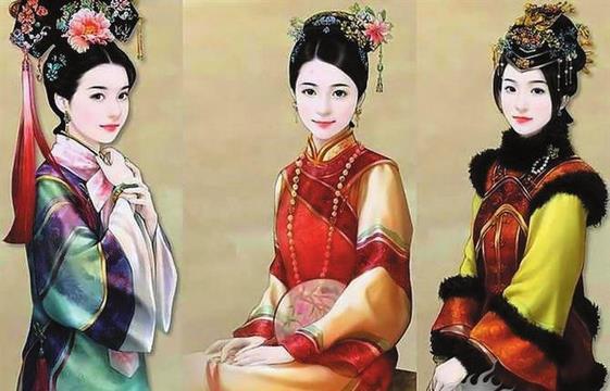 娶了4个小姨子的皇帝竟是康熙!开后妃史上新纪录