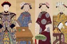 史上最全:揭开大清王朝二十一位皇后最真实相貌