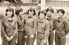 抗战中跳崖殉国的军统七姐妹:宁死不被日军俘虏
