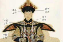 清朝皇室的奢华穿戴:清朝皇帝皇后怎么穿衣服