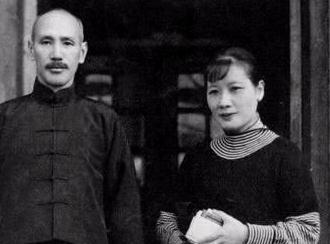 """揭秘当年蒋介石怎样处置""""非礼""""宋美龄的士兵?"""