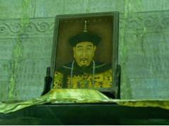 乾隆死后百年竟然两次墓中复活!顶石门堵盗墓人