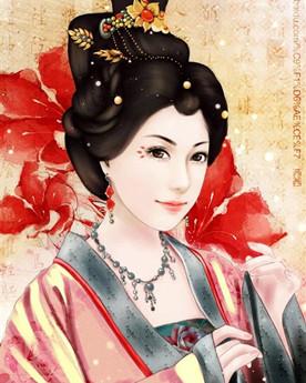 封号公主:永泰郡主,永泰公主    同母姐姐:长宁公主,永寿公主