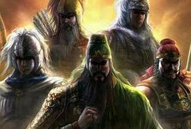 谁是三国第一神将?三国十大武将排名谁是第一