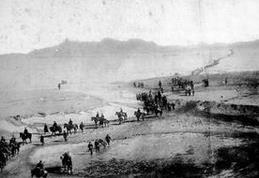 古代的白江口之战、蒙日战争、万历援朝战争