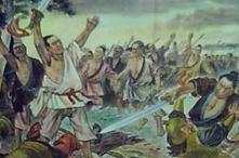 安史之乱中的落魄王孙:唐明皇李隆基落荒而逃