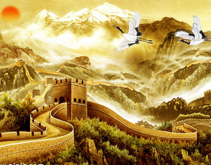 万里长城——中国古代第一军事工程