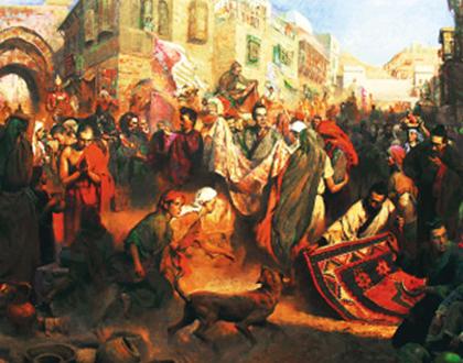 焚书坑儒简介 焚书坑儒的历史背景 焚书坑儒的结果及其影响 趣历史图片