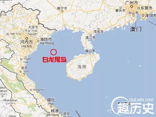 解密:中国的夜莺岛是如何被秘密送给越南的?