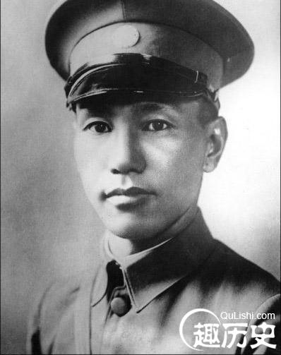 哥将领 蒋介石张学良张自忠图片