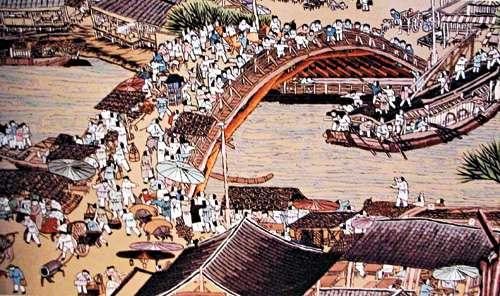 北宋四京分别是指哪些地方?北宋的都城在哪里