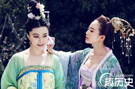 历史上唯一赢过武媚娘的女人:李世民的贤妃徐惠