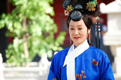 剧中美艳不可方物的清朝皇后们究竟长啥样图片