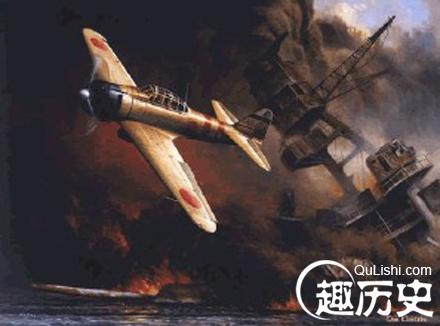 第二次世界大战转折点:日本偷袭美国珍珠港事件