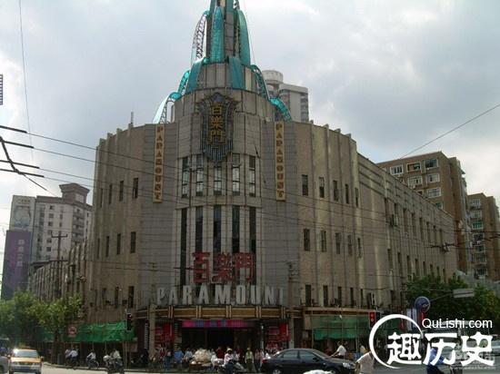 盛宣怀家七小姐盛爱颐:上海百乐门的真正创建者