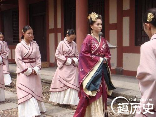 汉景帝后宫有个女人胸大无脑:揭汉景帝妃子栗姬