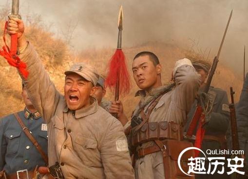 亮剑 中李云龙的真实结局 李云龙拔枪自尽图片