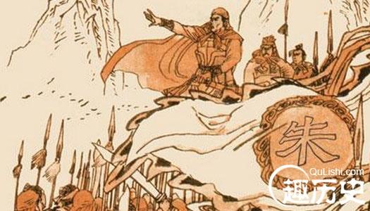 消灭元军最少的朱元璋如何夺取天下 建立了明朝?