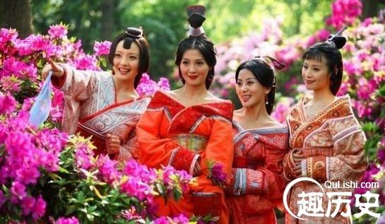 中国古代皇帝的后宫世界 皇帝们如何管理后宫