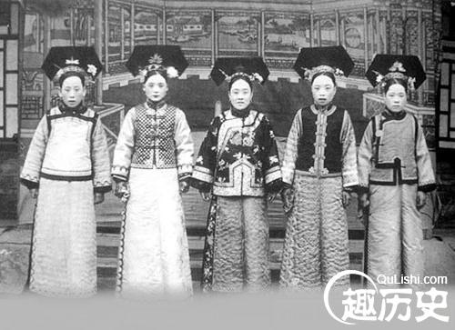 中国古代皇帝的后宫世界 皇帝们如何管理后宫 高清图片