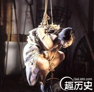 不忍直视 古代日本人惩罚女囚犯的12大变态酷刑图片