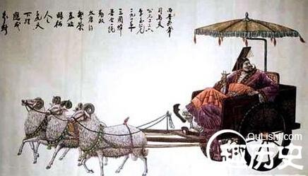 古代皇帝临幸后宫嫔妃们的四大特制工具 高清图片