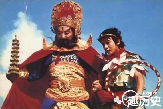 《西游记》中的托塔李天王为什么总是托着塔?