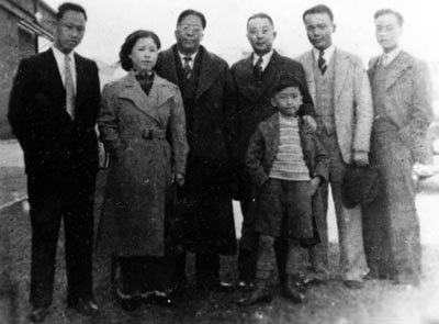 杨虎城夫人谢葆真质问特务队长:抗日有罪吗?