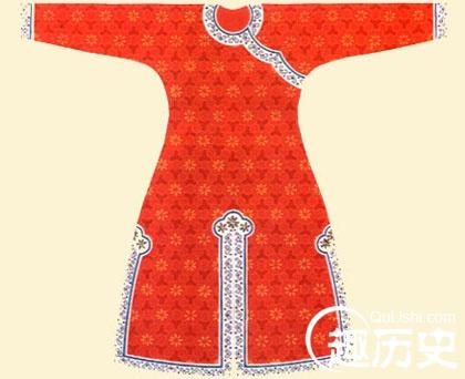 清朝服饰之:太平天国服饰