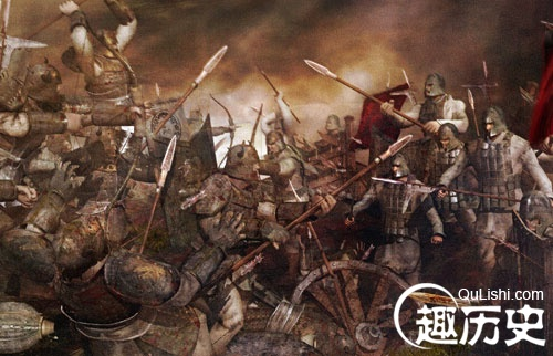 秦朝灭亡千古之谜:秦统一天下的百万大军哪去了-趣历史
