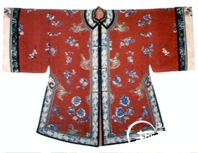 清朝服饰之:清代汉族女子服饰