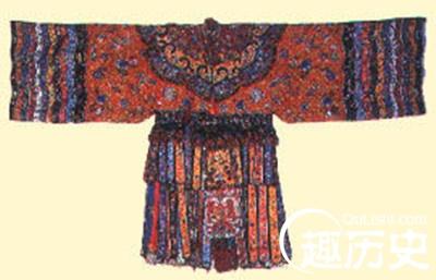 清朝服饰之:清代戏服