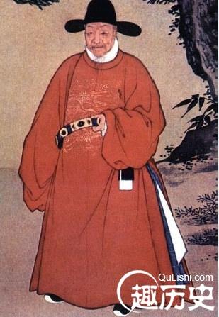 明朝服饰:明代官吏服饰公服