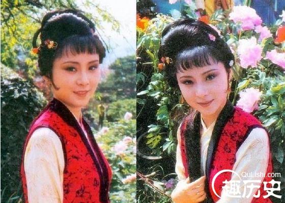 明朝服饰:明代女子的发型图片