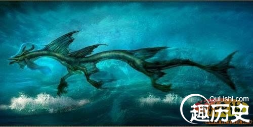 中国古代传说中的六种龙