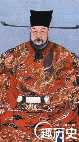 明朝服饰:明代官吏织金蟒袍