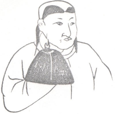 > 正文        见于库伦旗1号辽墓壁画.