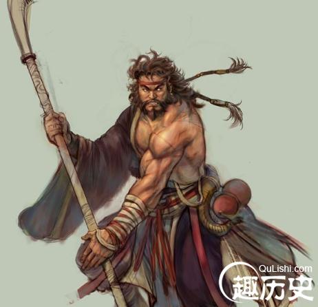 中国古代十大传奇侠客